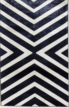 Rugs America Ambrose ANGLE Navy Rug | Contemporary Rugs