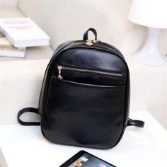 OCARDIAN New Fashion Women Backpacks Famous Brands Lady Leather Backpack School Backpacks For Teenage Girls #D012