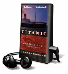 Titanic. Book 3, S.O.S by Gordon Korman For Paddy, Sophie, Juliana, and Alfie, the Titanic is full of mysteries. They're to be found in the opulent first-class cabins and promenade decks or the shadows in the underbelly of the ship. Secrets and plans are about to be revealed, and time is running out. The four of them need to find the truth, unmask the killer, and try not to go down with the ship.