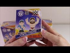 Mystery Toy Unboxing - World Wrestling