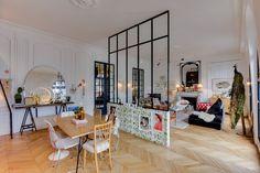 Un appartement parisien bohème | Une hirondelle dans les tiroirs