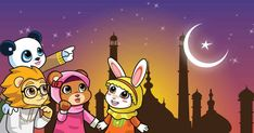 Heart Ramadan: Live Online Kids Camp