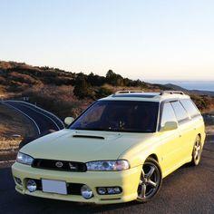Subaru Legacy (BG4)