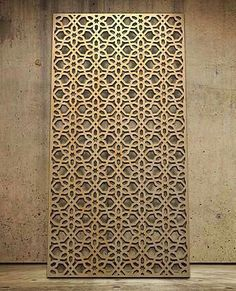 Miles and Lincoln - the UK's leading designer of laser cut screens for decorative interior panels, external architectural cladding, balustrades and ceilings Laser Cut Screens, Laser Cut Panels, Laser Cut Metal, 3d Laser, Laser Cutting, Decorative Metal Screen, Jaali Design, Room Partition Designs, Laser Cut Patterns