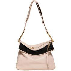 CHLOE' Small Vanessa Shiny Soft Leather Bag