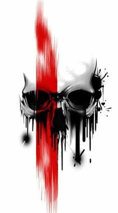 God of paint war! urban style – God of paint war! urban style on Behance – – skull tattoo sleeve Graffiti Wallpaper, Skull Wallpaper, Marvel Wallpaper, Skull Tattoo Design, Skull Tattoos, Tattoo Designs, Tattoo Ideas, Arte Trash Polka, Tattoo Trash