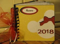 CREATE YOUR  80pgs Personalized Disney Autograph Book for and