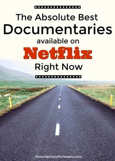These are the best Netflix documentaries that are available to watch right now! Sit back and get ready to enjoy yourself!