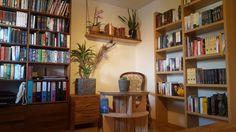 Bookcase, Shelves, Diy, Furniture, Home Decor, Shelving, Homemade Home Decor, Bricolage, Shelf