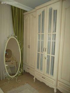 Yatak Odası Ev Dekorasyon Fikirleri, Projeleri, Resimleri ve Sunumları