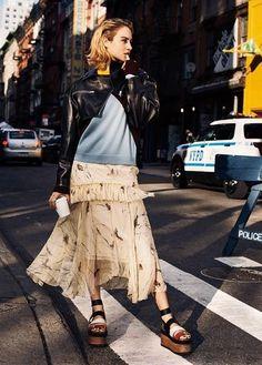 GRACE VAN PATTEN (American Vogue)
