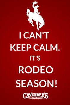It's #RodeoSeason!