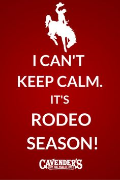 It's #RodeoSeason!