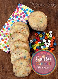 Esta claro que me ha dado por las galletas, y además no sencillas,últimamenteme ha dado por hacerlas algo mas divertidas!!! Además me enca...