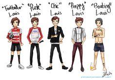Louis - Aww this so cute!
