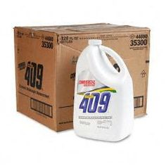 Shop for Clorox Formula 409 Cleaner and Degreaser (Pack of 4). Get free delivery at Overstock.com - Your Online Janitorial