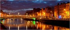 Looking for the best hen party locations in Ireland? Check out our guide to the Top 10 Irish locations that hens go to in droves time and time again. Moving To Ireland, Dublin Ireland, Ireland Travel, Most Romantic Places, Beautiful Places, Dublin City, Ireland Landscape, Emerald Isle, Places To See