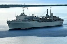 USS Emory S Land