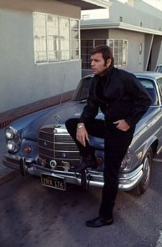 Robert Wagner! It Takes a Thief!