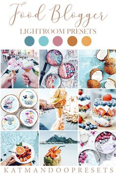 Photography For Beginners, Event Photos, Food Blogs, Photoshop Actions, Lightroom Presets, Artist At Work, A Table, Food Food, Filters