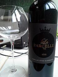 La Parcelle 045 vintage 2012