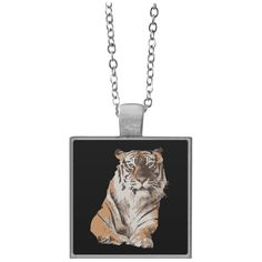 Just added this new Amanda Tigress Sq... for you.  Woo Hoo! What do you think? http://catrescue.myshopify.com/products/amanda-tigress-square-necklace?utm_campaign=social_autopilot&utm_source=pin&utm_medium=pin