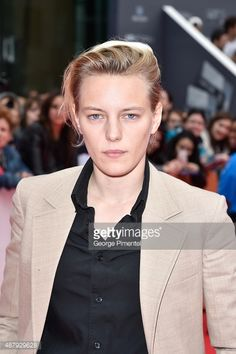 News Photo : Model Erika Linder attends the 'Remember'...