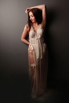 Gorgeous deconstructed lingerie by Trousseaux Lingerie