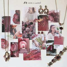 Pantone's color of the year 2015: Marsala.