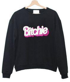 bitchie sweatshirt  www.payunan.com