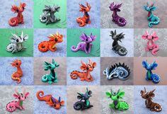 Scrap Dragons June 8th by DragonsAndBeasties on deviantART