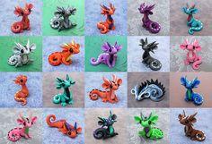 Scrap Dragons June 8th by DragonsAndBeasties on deviantART
