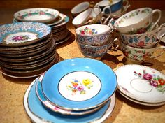 Thrifting Frenzy by Kerry Berri, via Flickr