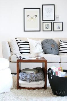 white sofa #couch