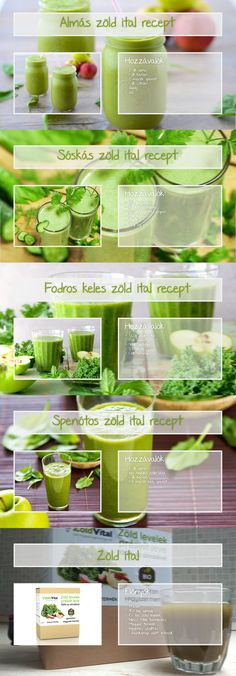 A zöld ital receptek egyre nagyobb népszerűségnek örvendenek. Ez többek között annak is köszönhető, hogy az emberek egyre tudatosabban táplálkoznak és törekednek az egészséges táplálkozásra.