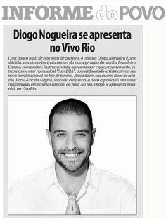 #DiogoNogueira 2015 #PortaVozDaAlegria #PovoDoRio