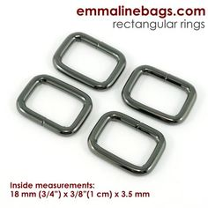 Quality Purse and Handbag Bag Hardware - Emmaline Bags