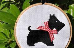 Cross Stitching 101: Loop, Swoop & Pull