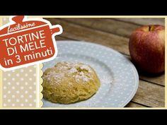 TORTINE DI MELE IN 3 MINUTI  (compresa cottura) |Torta di mela in tazza  YouTube