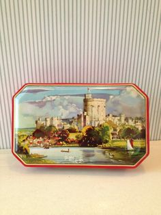 Vintage Horner English Toffee Tin with scene of by NorthernCousin, $12.00