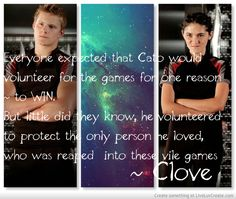 The Unwritten Love Story Of Cato And Clove Picture by Kitten - Inspiring Photo