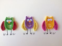 easy coil animals - Google Search