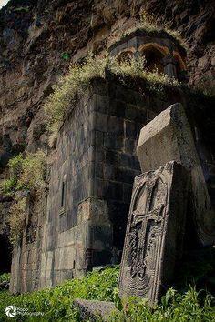 """The hidden Chapel"" Horomayr, near Odzun, Armenia"