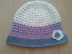 martinsen / Letný detský klobúčik