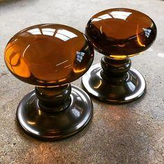 beautiful amber door knob | Door Knobs | Pinterest | Door knobs ...