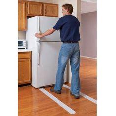 Refrigerator Floor Protector Floor Matttroy