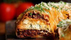 lasagne plat cheminee