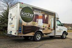 box truck wrap graphics - Google Search