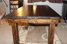 Reclaimed Wood Furniture for sale