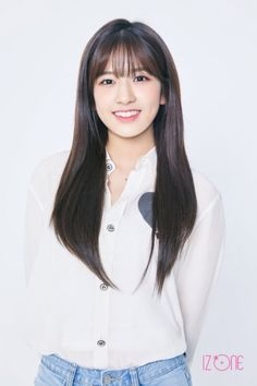 (Credits to the real owner/s) Kpop Girl Groups, Korean Girl Groups, Kpop Girls, Yuri, Japanese Girl Group, Kim Min, Soyeon, Profile Photo, Profile Pictures